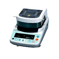 AND MF-50 moisture analyzer