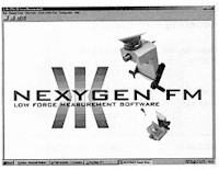 NEXYGEN FM Chatillon force testing software