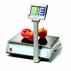 Ohaus RE15CUS Standard Retail Price Computing scale Legal for Trade, 30 lb x 0.01 lb