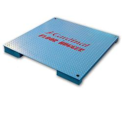 Detecto FH-155-II-205  Floor Hugger Heavy-Duty Floor Scales