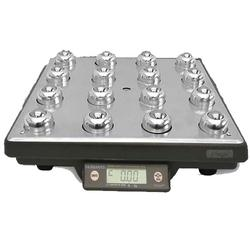 30102 Ultegra Ball Top Bench Scale