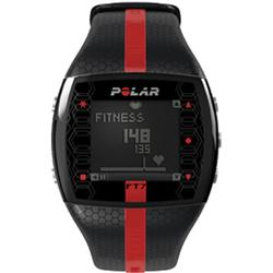 Polar FT7M 90039173 Heart Rate Monitor - Black/Red