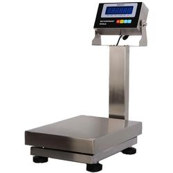 Zenith Scales Z-B300SS-1216 Stainless Steel Washdown Bench Scale  - 300 x 0.01lb