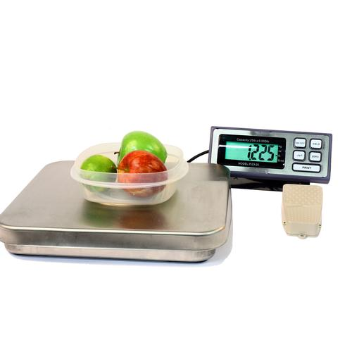 Tree PIZA-12  NSF Certified 12.4 x 12.7 inch Bench Scale 12 x 0.002 lb