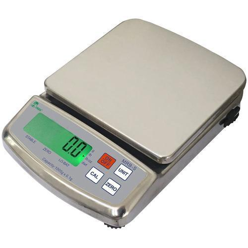 Tree MRB-S-1200 General Purpose Stainless Steel Scale 1200 x 1 g