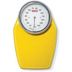 Seca 760 Dial Bathroom Scale, Yellow 320 x 1 lb