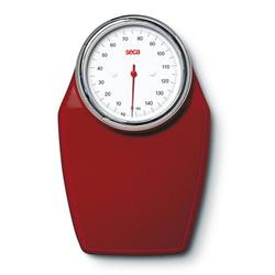 Seca 760 Dial Bathroom Scale, Red, 320 x 1 lb