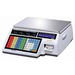 CAS CL-5000B Legal for Trade Label Printing Scale