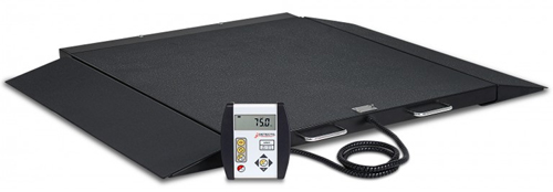 Detecto 6400 Portable Wheelchair Scale