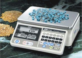 Digital Counting Scales: Digital Counting Scales from AND Weighing - AND Weighing HC-i Series