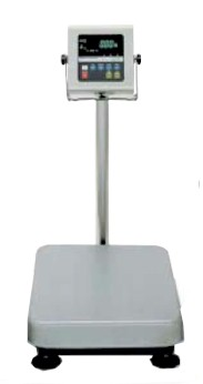 AND Weighing HV-WP Series Industrial Platform Scales - Legal for Trade