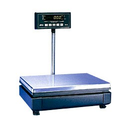 AND Weighing SBR Series Digital Bench Scale - Legal for Trade