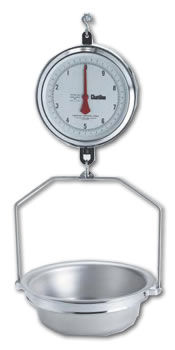 "Chatillon 4200 Mechanical 9"" Hanging Scales"