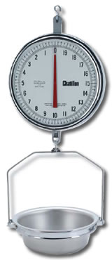 Chatillon 8200 Series Mechanical Hanging Scales