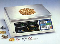 CAS SC-Series electronic counting Scale