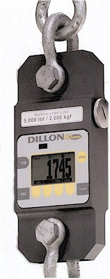 Dillon EDjunior dynamometers