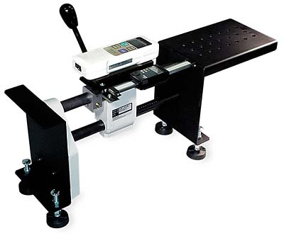 Imada LH-220 Horizontal Manual Lever Test Stand