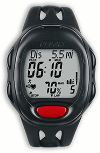 Polar S-625X Heart Rate Monitor