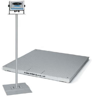 Salter Brecknell Pegasus Digital Floor Scale Systems