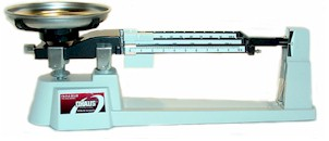 Ohaus Triple Beam Scales